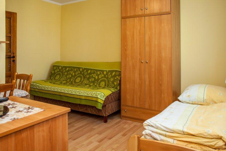 pokój gościnny we Władysławowie